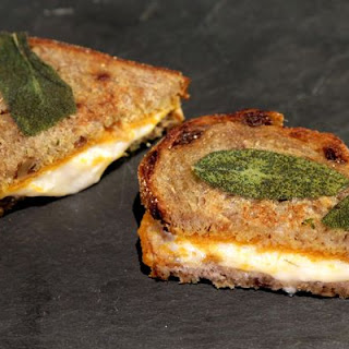 Fall Grilled Cheese.