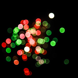 by Uday Shankar - Abstract Fire & Fireworks