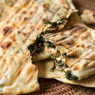 Greek Skillet Pies With Feta and Greens