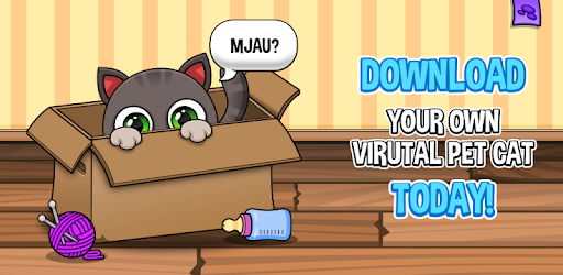 Oliver the Virtual Cat is hands down the best virtual pet game on the market!