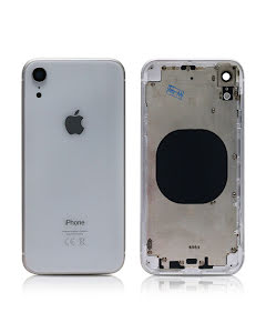iPhone XR Housing without small parts HQ White
