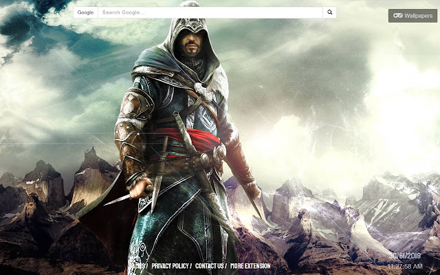 Game Theme Assassin S Creed Wallpapers