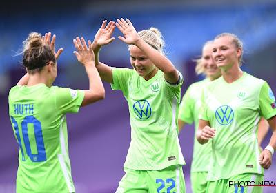 Wolfsburg eerste finalist Women's Champions League, ook Red Flame Cayman naar de finale?