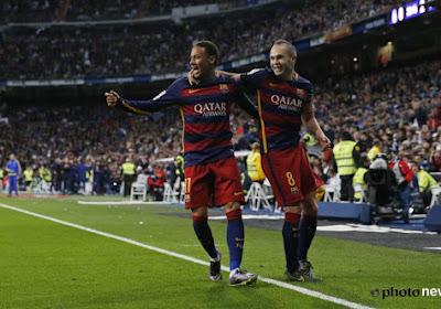 Le Barça donne une leçon au Real Madrid