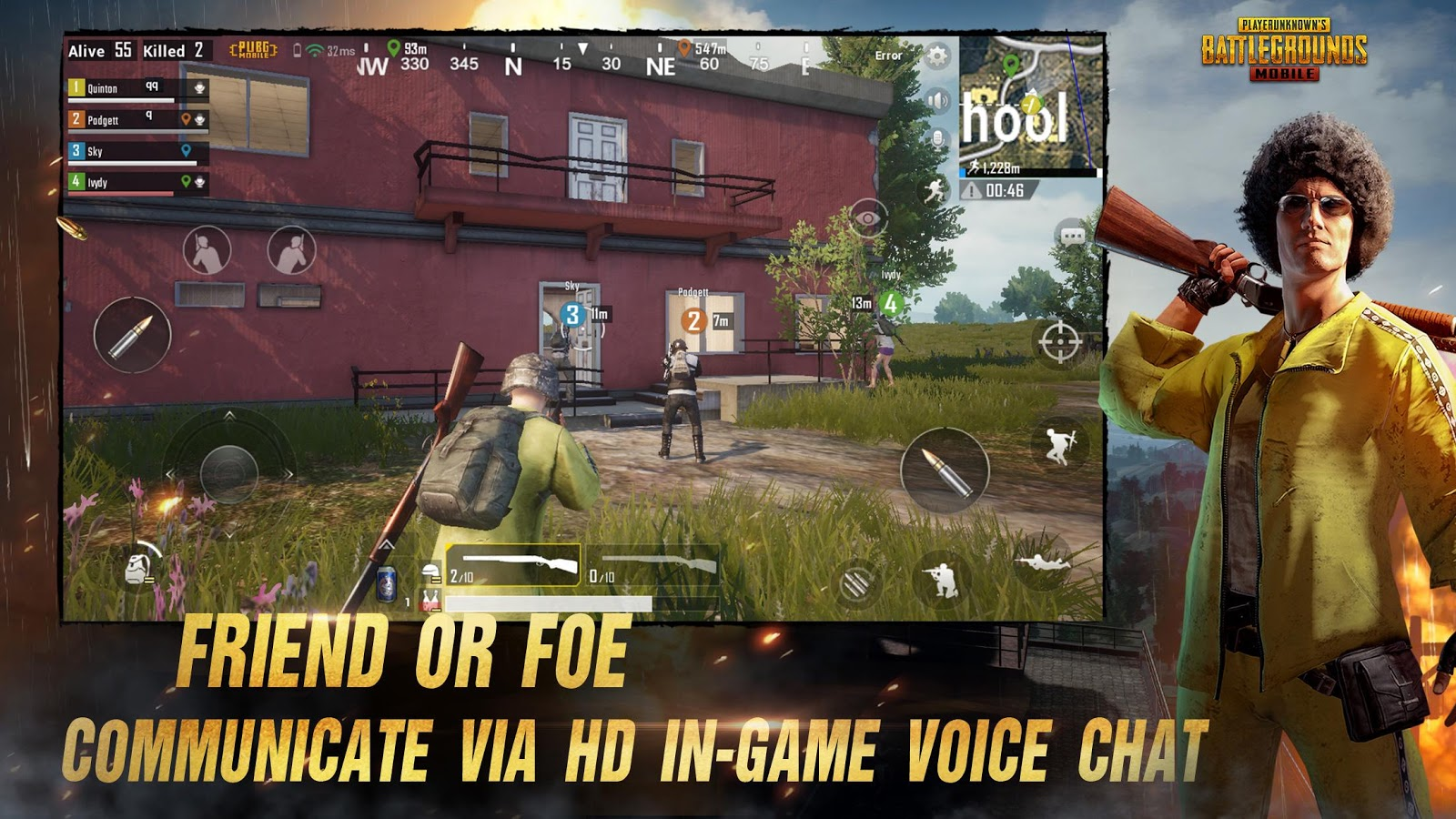 Pubg Mobile All The Details: Android Apps On Google Play