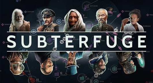 Subterfuge was my favorite game of 2015, but I never want to play it again
