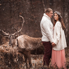 Wedding photographer Alina Popova (AlinaFeo). Photo of 22.11.2017