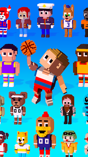Blocky Basketball for PC