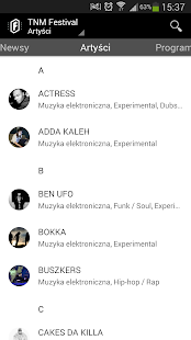 TNM Festival 2015- screenshot thumbnail