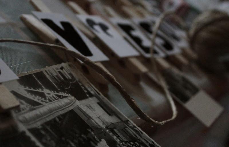 Lavoro di lettere e Immagini di Marta Conti