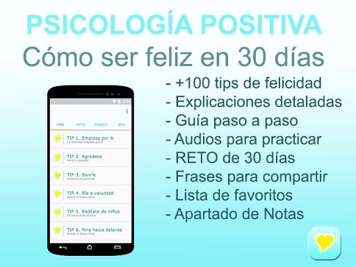 Ser Feliz Reto 30 Días Apps On Google Play