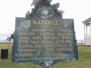 Photo: Natchez MS