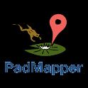 PadMapper icon