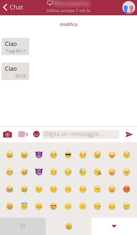 Chat Incontra- screenshot