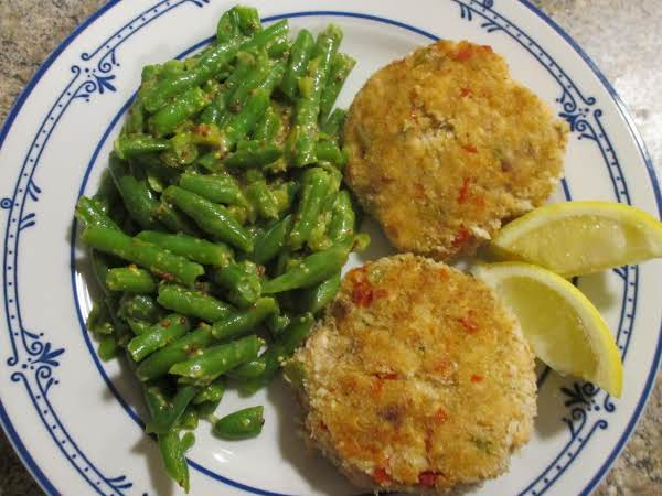 Salmon Patties Without The Can Recipe