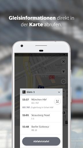 DB Bahnhof live screenshot 6