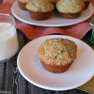 Yogurt Muffins.