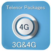 All Telenor 3G Packages