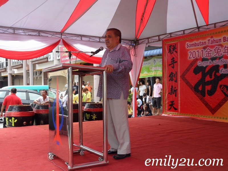 Keadilan Perak Chief