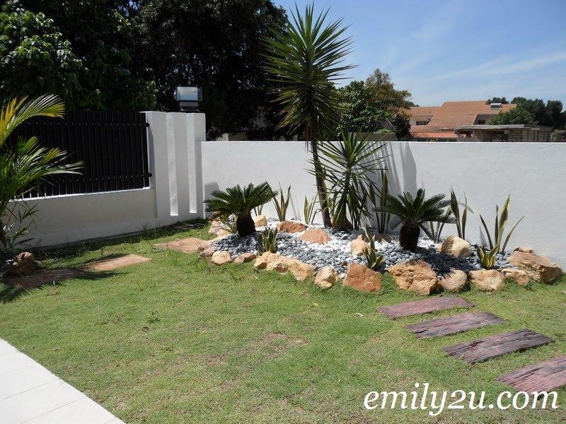 Greentree Residences garden