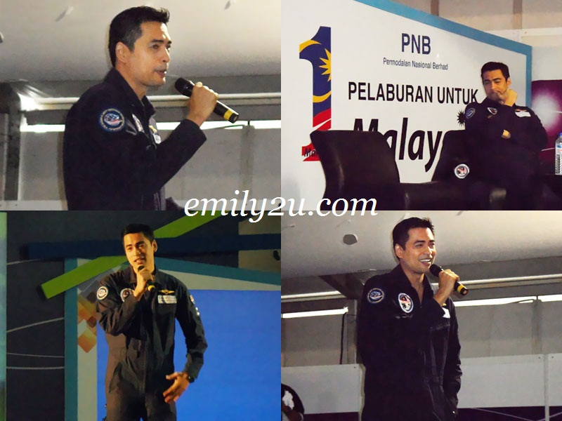 angkasawan negara Malaysia