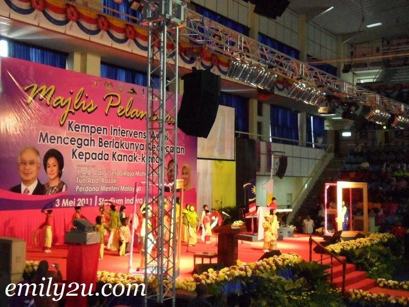 1Malaysia performance