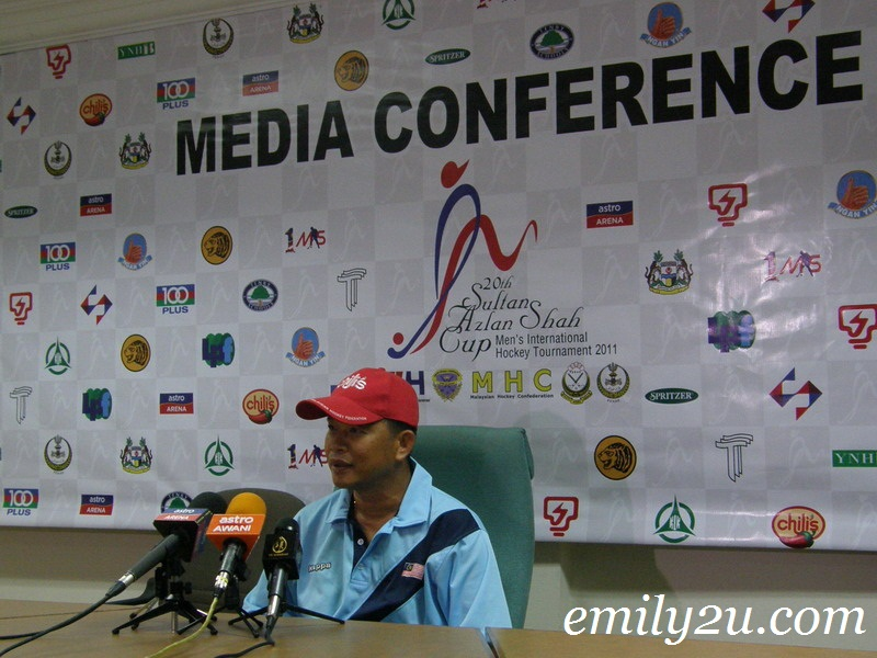 Coach Malaysia Tai Beng Hai