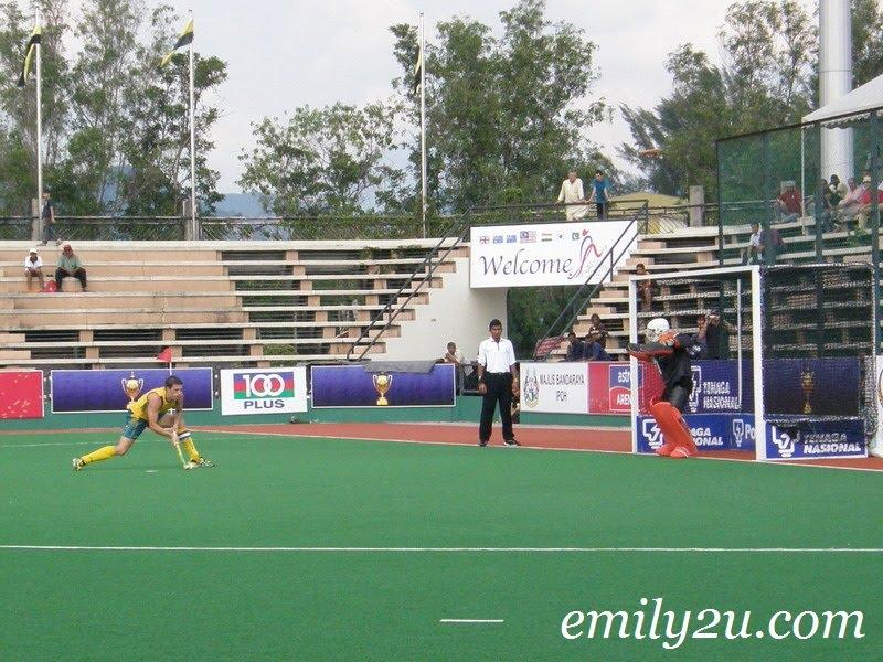 hockey AUS PAK 4