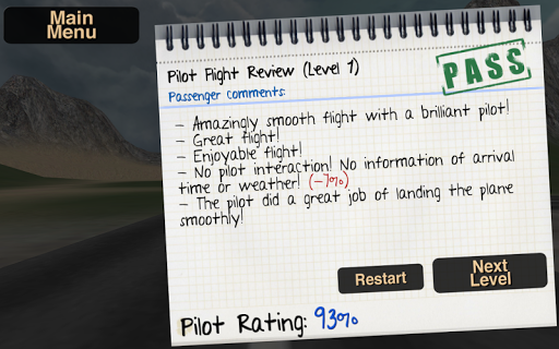 Airplane Pilot Sim screenshot 6