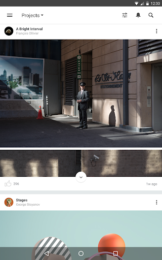 Behance 6.2.3 Apk for Android 12