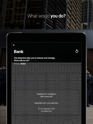 Robbery : Choose your own Story apkdebit screenshots 4