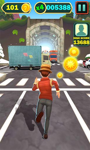 Subway Rush Runner for PC