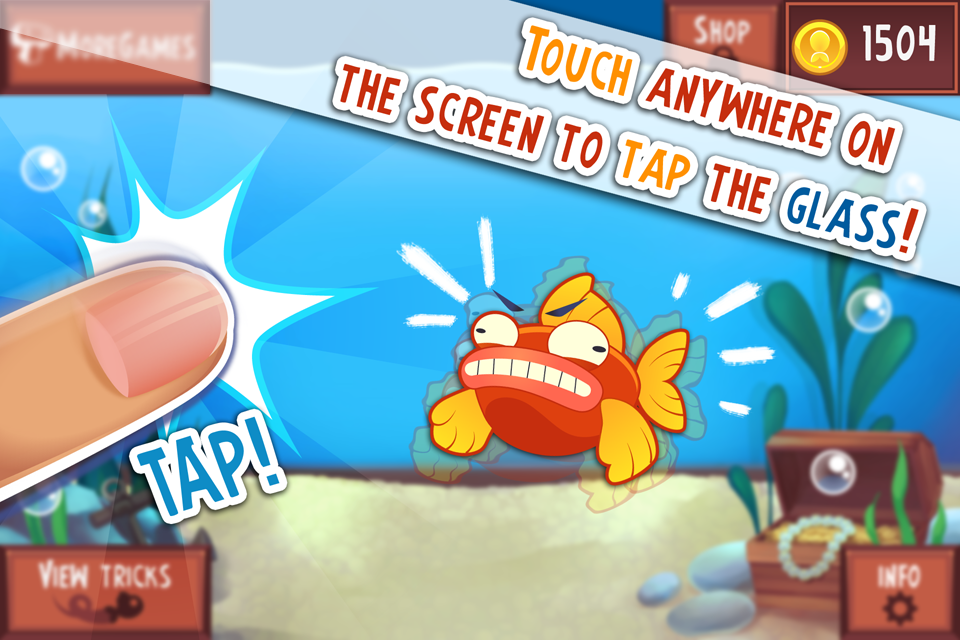 #3. Don't Tap the Glass! (Android)