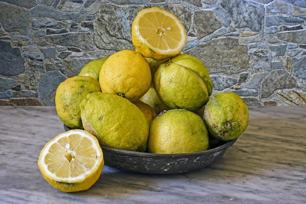 limoni, ne vuoi?