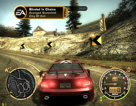 c6d2cfdfd8696be09ec32fe Need For Speed Most Wanted (PC)