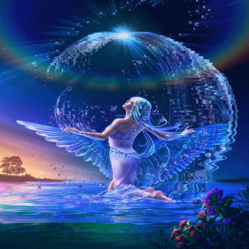 Magical Fairy Live Wallpaper