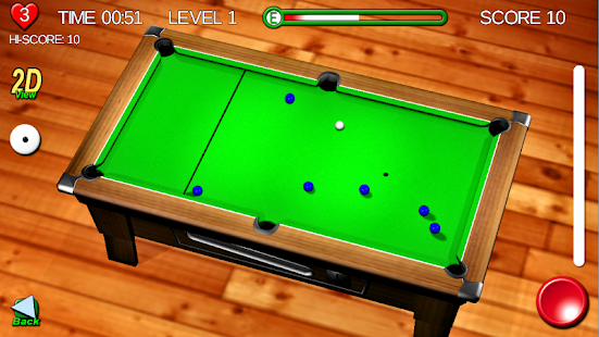 Quick Break Pool- screenshot thumbnail