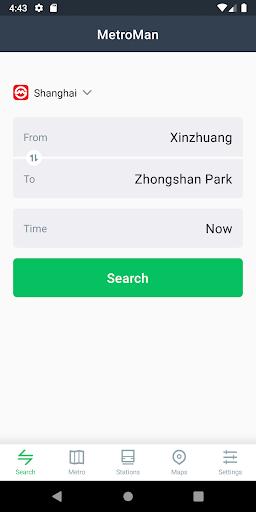 Metro Guangzhou Subway 10.5.2 Screenshots 2