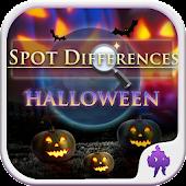 Spot it Halloween
