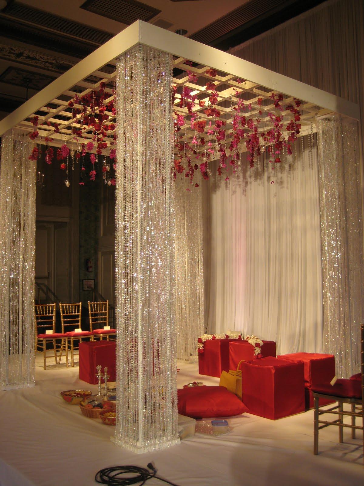 Evi S Blog Indian Wedding Mandap