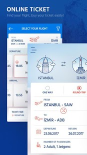 AnadoluJet Cheap Flight Ticket - náhled