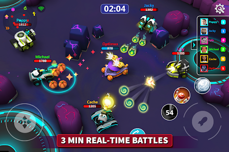 Tank Raid Online 2.66 Apk Mod (Unlimited Money) Latest Version Download 1