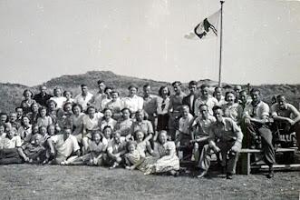 Photo: VCJC kamp 1954