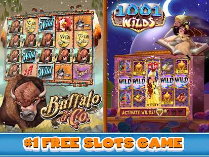myVEGAS Slots - Slots Machines- screenshot thumbnail
