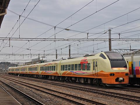 JR東日本 E653系「特急いなほ」