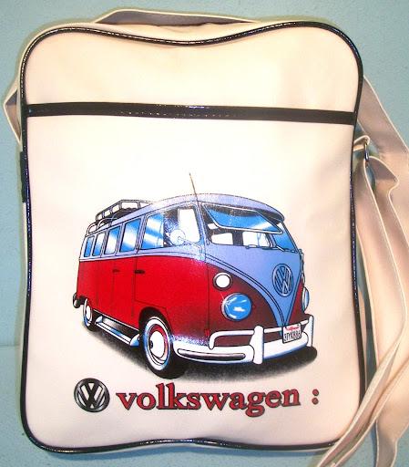 vw bulli volkswagen tasche bus t1 messenger bag ebay. Black Bedroom Furniture Sets. Home Design Ideas