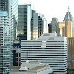 views of the six (Toronto) in Toronto, Ontario, Canada