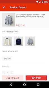 AliExpress Shopping App Screenshot 6