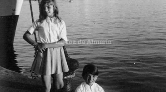 La primera vez en Almería de Victoria Abril