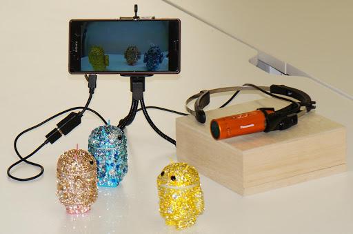 USBカメラ トライアル版